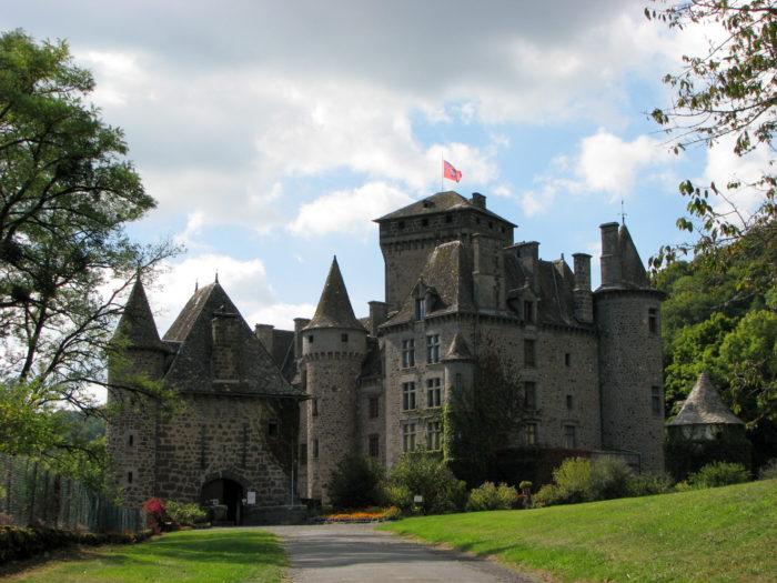 Château de Pesteils (XVe siècle)