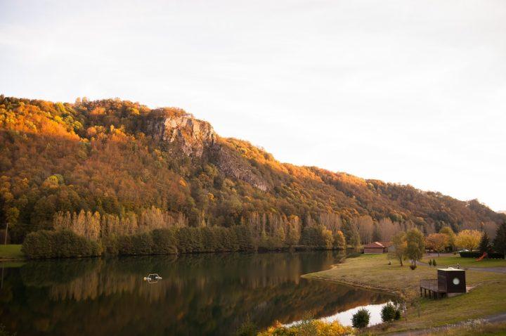 Hébergements dans le Cantal