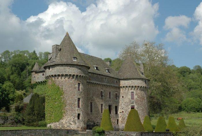 Château d'Auzers (XVe siècle)