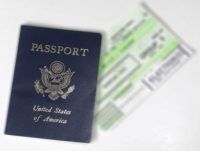 Voyage, esta usa, douane américaine